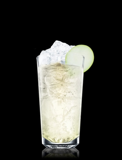 Absolut Pears Ginger Ale