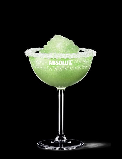Frozen Margarita Recipe Absolut Drinks