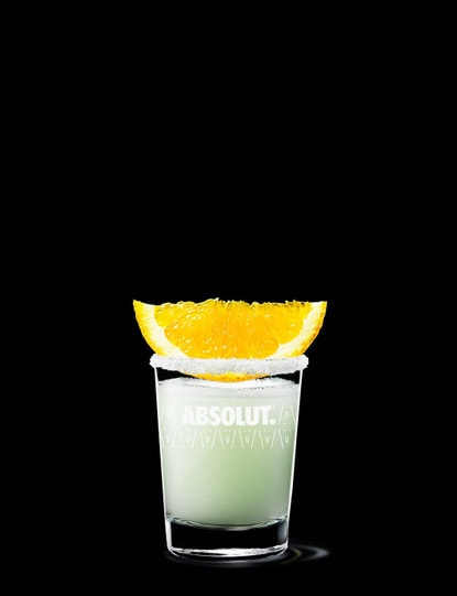 Absolut Mandrin Drop