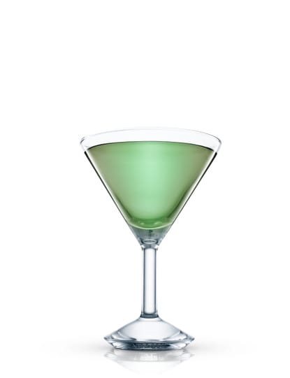 Mint Scotch Cocktail