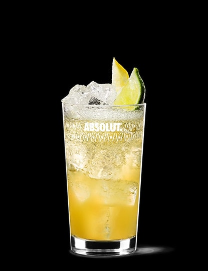 Absolut Mandrin Punch