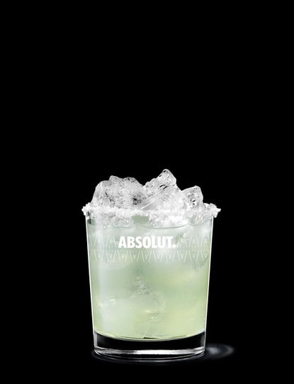 Absolut Lime Vodkarita