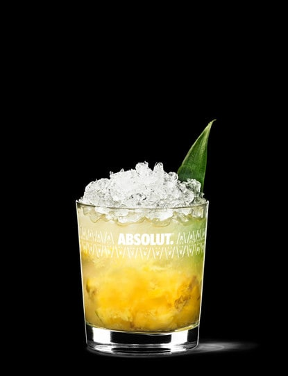 absolut ginger easy