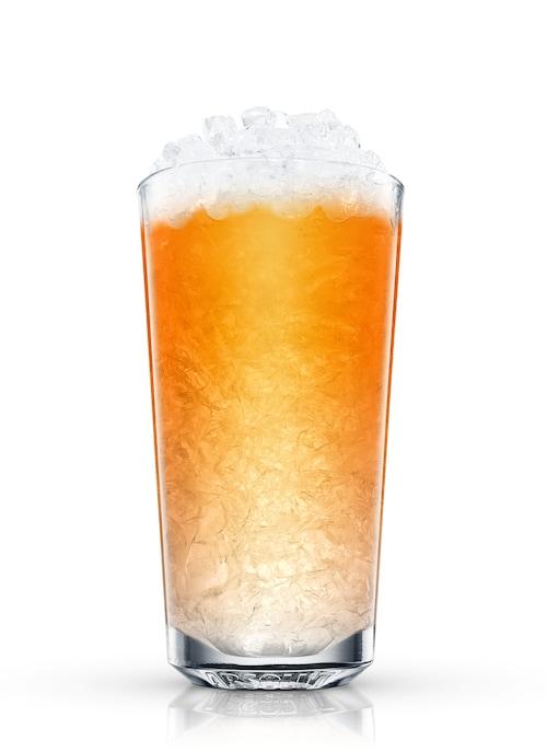 absolut citron tea against white background
