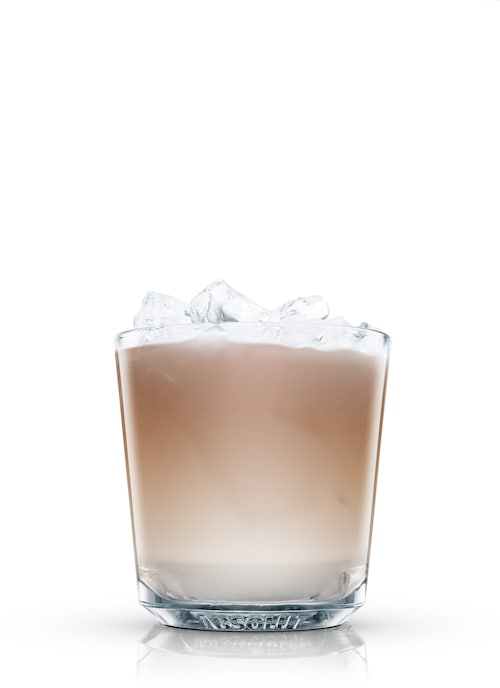 muddy water against white background