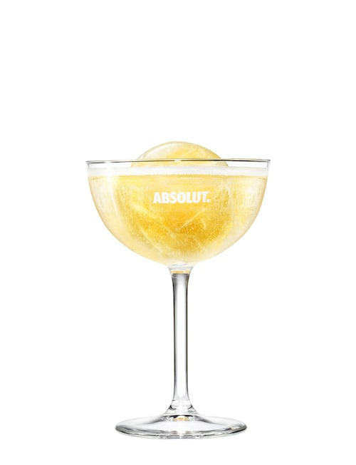 absolut sparkling ice against white background