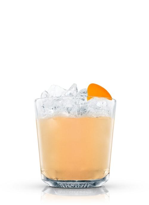 tequila guyaba against white background