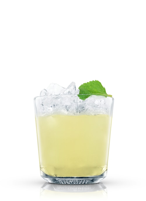 south side fizz against white background