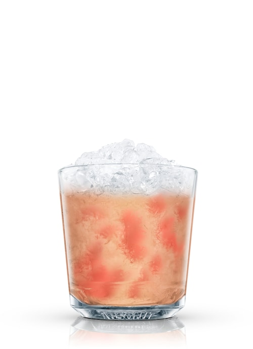 absolut watermelon and melon against white background