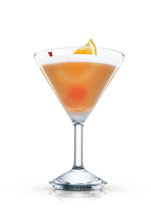 continental sour against white background