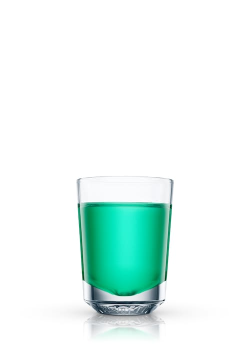 after eight against white background