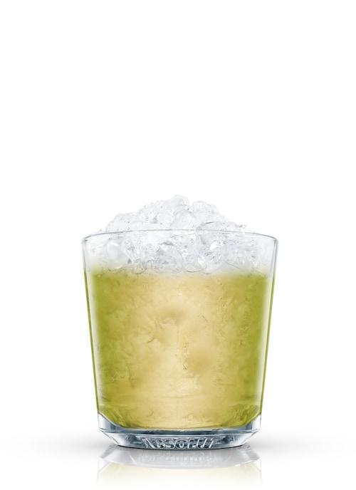 absolut kiwi against white background