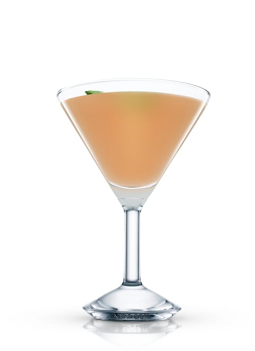 ramona cocktail against white background