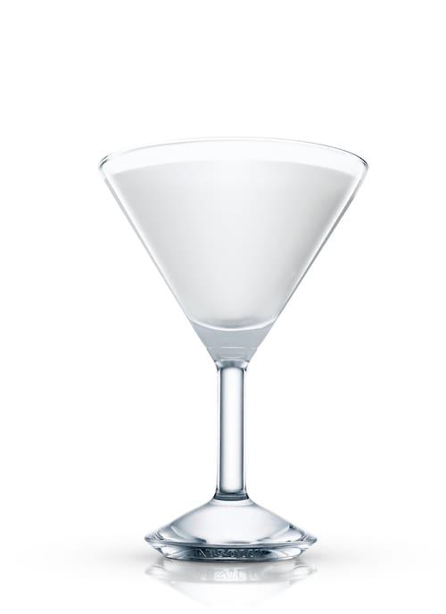 blanc martini against white background