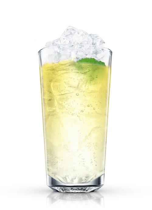 malibu st lawrence lemonade against white background