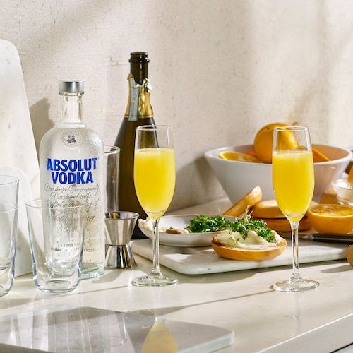 absolut mimosa in environment