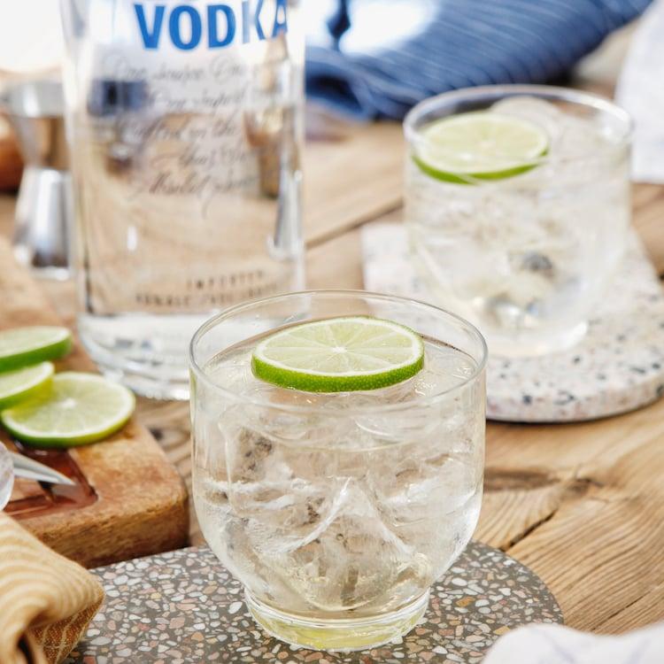 Absolut Vodka Gimlet