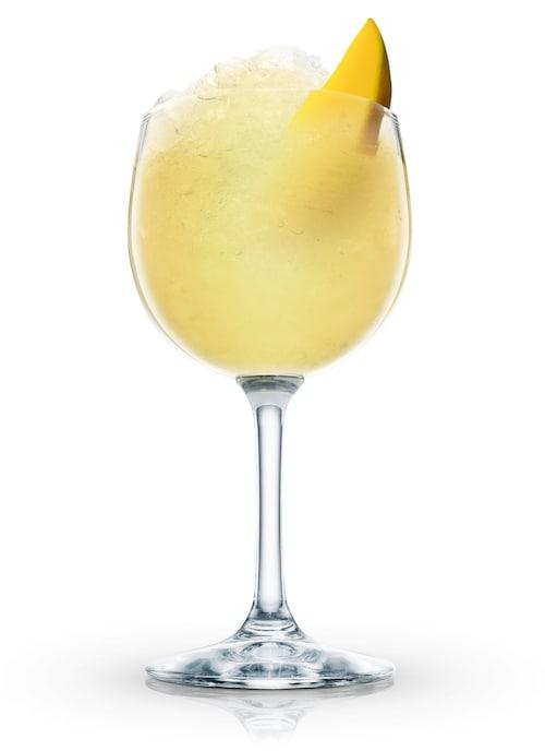 mango sling against white background