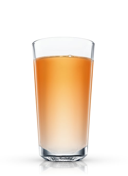 absolut red tea against white background