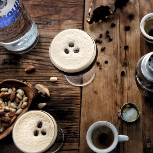 espresso button fly in environment