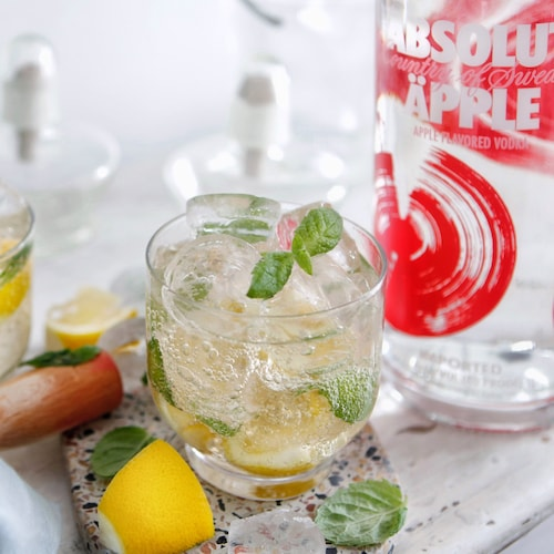 absolut ginger smash in environment