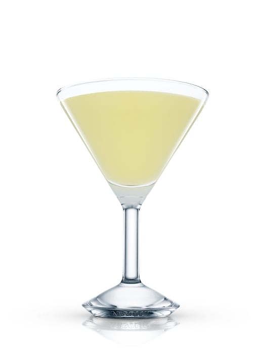 cossack's cocktail against white background