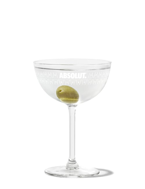 absolutini against white background