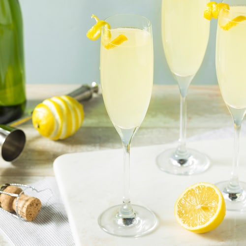 french 75 in environment
