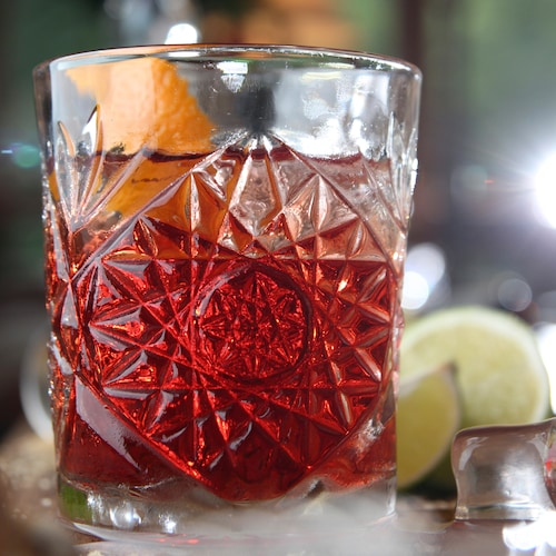 negroni in environment