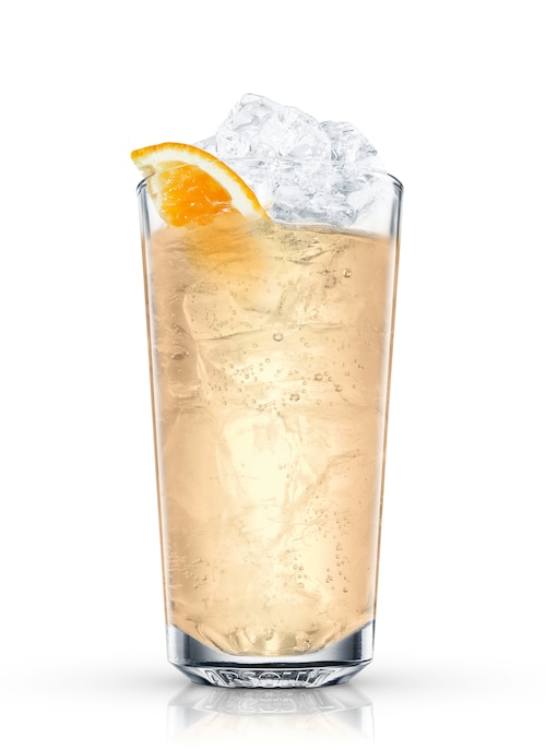 malibu cropover iced tea against white background