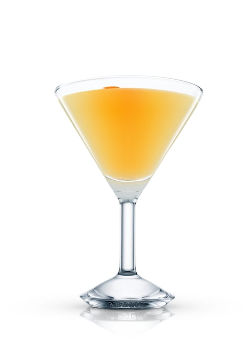 mayfair martini against white background