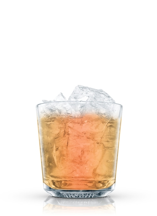 irish fizz against white background