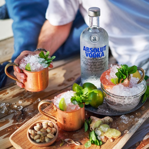 Moscow Mule Recipe Absolut Drinks