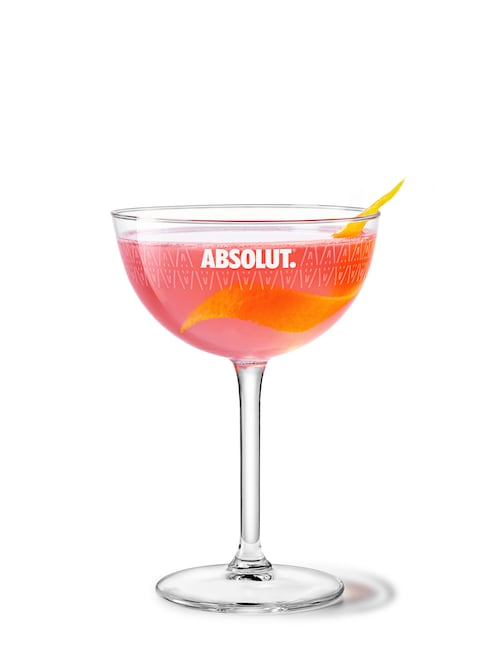 Cosmopolitan Recipe Absolut Drinks