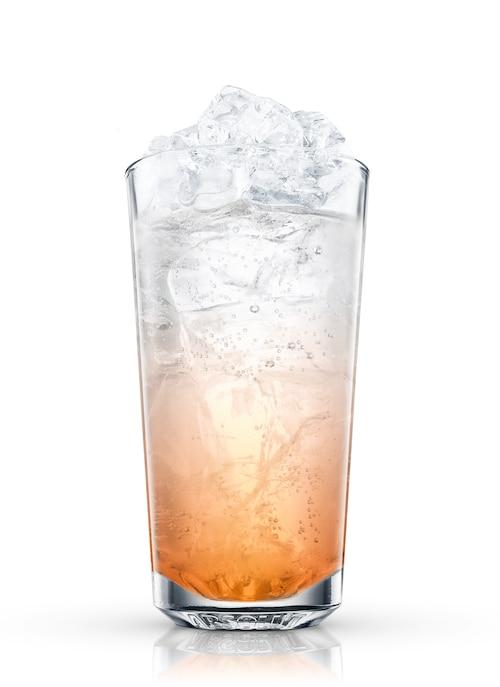 ordinary highball against white background