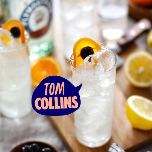 tom collins in environment