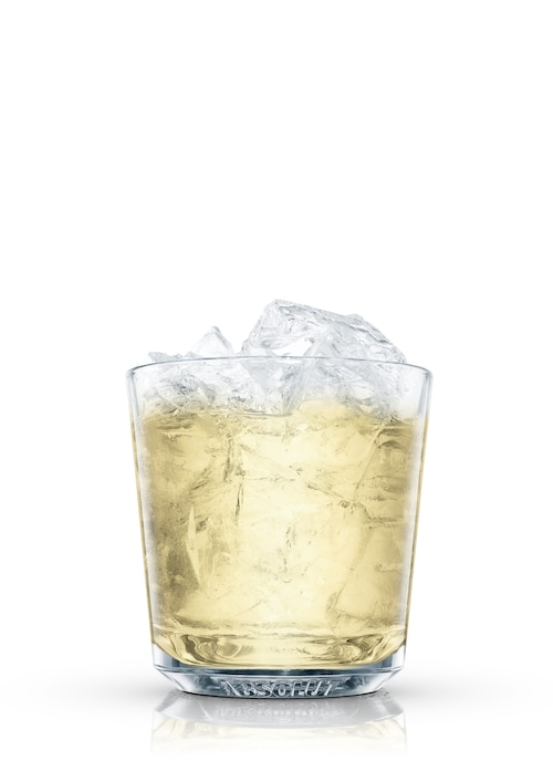 absolut tropic against white background