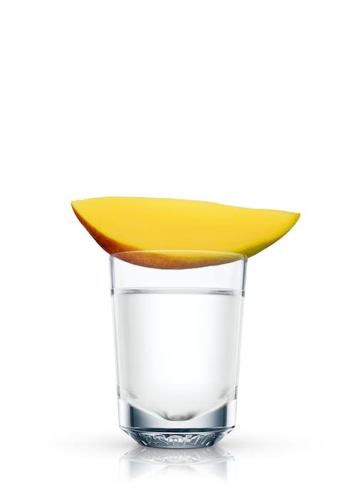 mango shooter against white background
