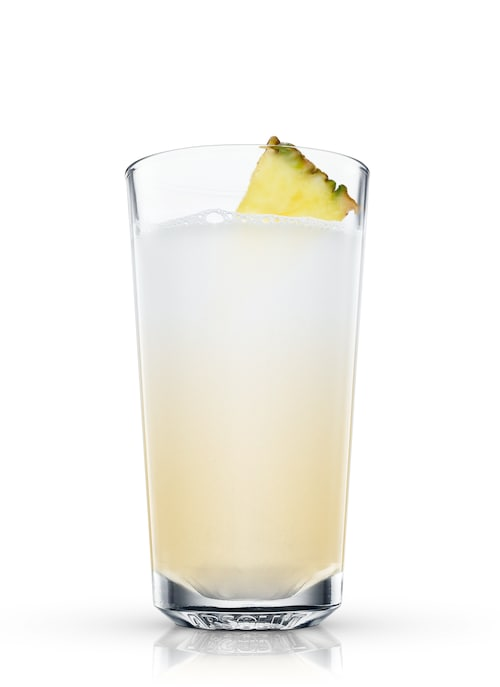 hawaii fizz against white background