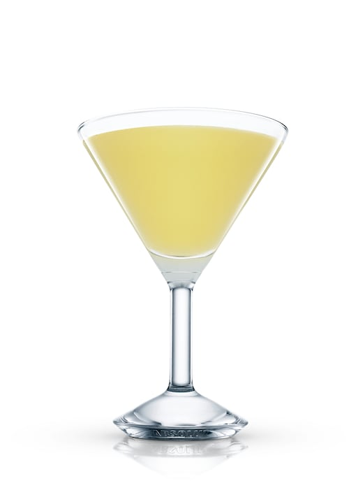 greta garbo cocktail against white background