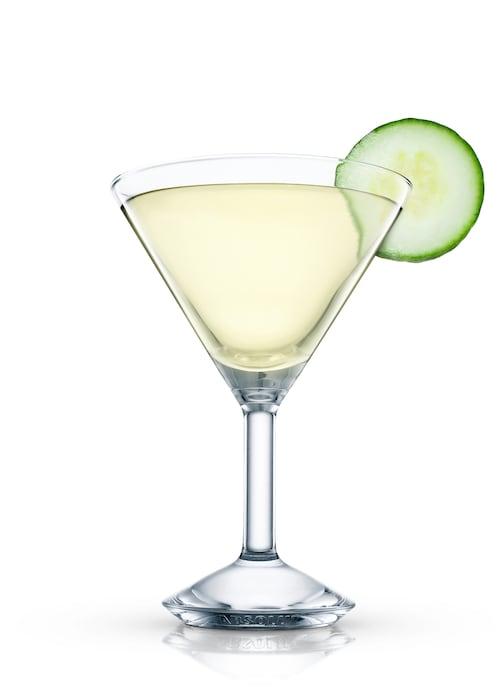zakuski martini against white background