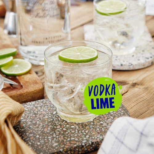 vodka lime in environment