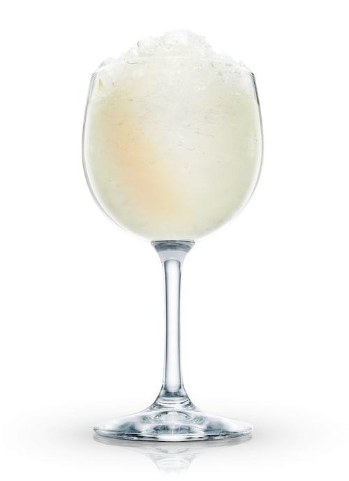 mango delight against white background