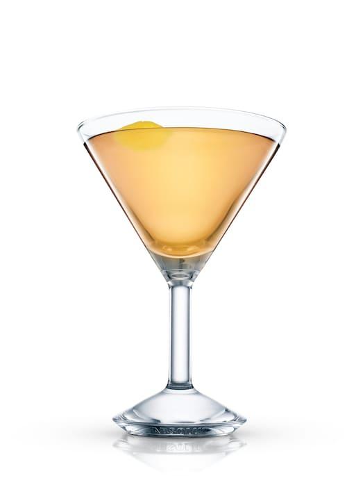 bishop cocktail against white background