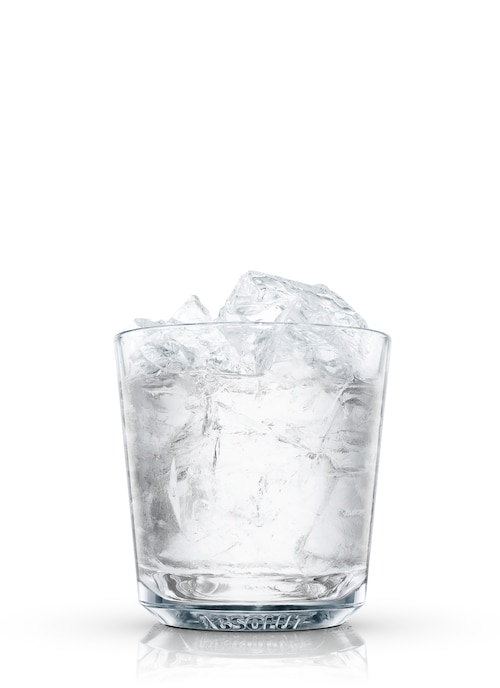 absolut black diamond against white background