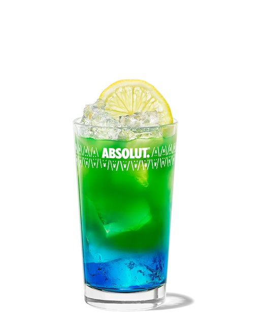 absolut reality against white background