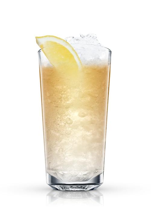 gin buck against white background