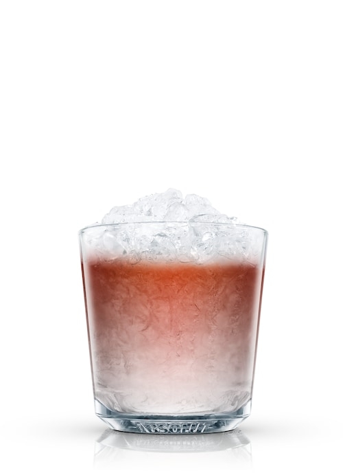 absolut trappy tea against white background