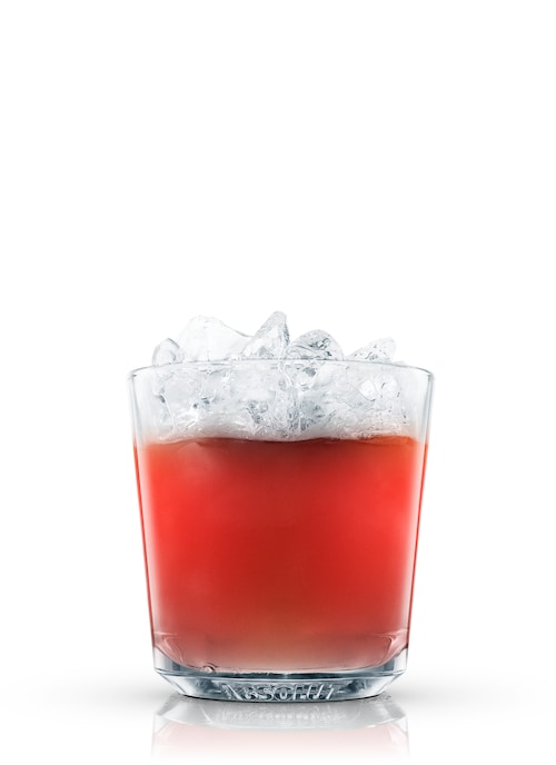 absolut bloody burns against white background