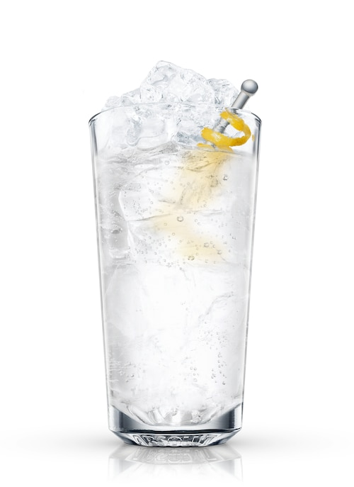 remsen cooler gin against white background